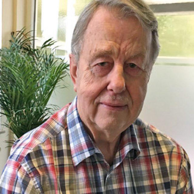 Joachim Behrens, 79 J., Scheeßel