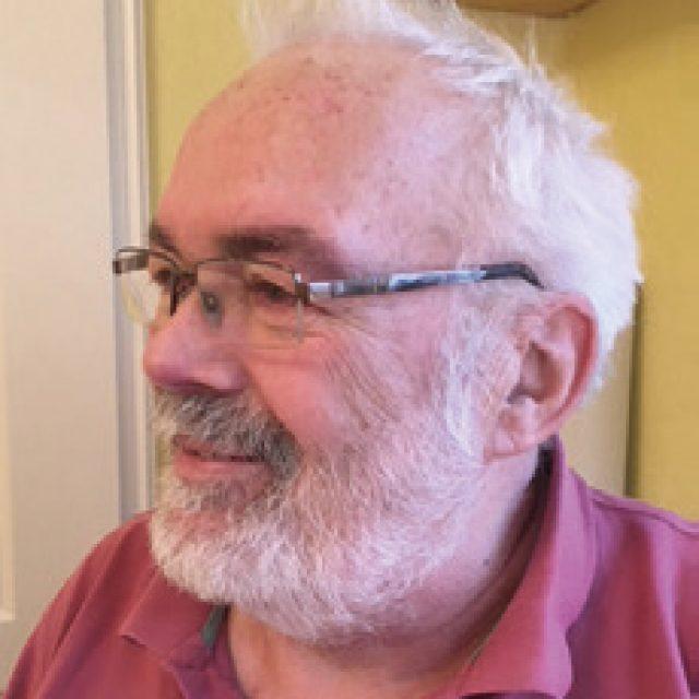 Lutz Koch, 64 J., Achim.